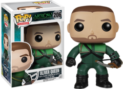 Funko POP Vinyl Figure Arrow the Television Series Oliver Queen 206