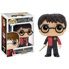 Funko POP Vinyl Figure Movies Harry Potter - Harry Potter (Tri Wizard) 10
