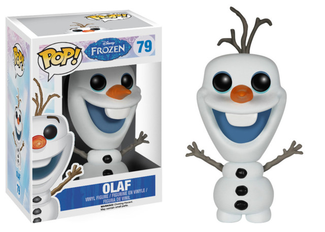 Funko POP Vinyl Figure Disney Frozen Olaf 79