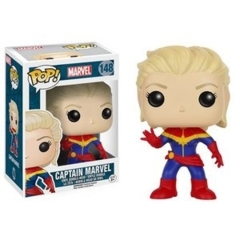 Funko POP Vinyl Bobble-Head Figure Marvel - Captain Marvel 148