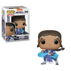 Funko POP Animation Vinyl Figure Avatar: The Last Airbender - Katara 535