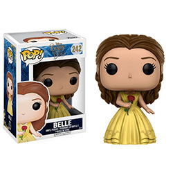 Funko POP Vinyl Figure Disney Beauty and The Beast 2017 Live Action - Belle 242
