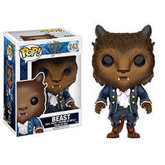 Funko POP Vinyl Figure Disney Beauty and The Beast 2017 Live Action - Beast 243