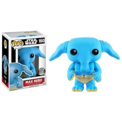 Funko POP Vinyl Bobble-Head Figure Star Wars Funko Specialty Series EXCLUSIVE - Max Rebo 160 - EXCLUSIVE