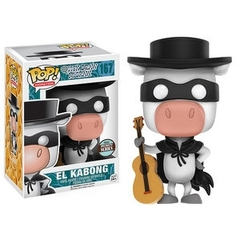Funko POP Animation Vinyl Figure Quick Draw McGraw Funko Specialty Series EXCLUSIVE - El Kabong 167 - EXCLUSIVE