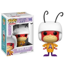 Funko POP Animation Vinyl Figure Atom Ant - Atom Ant 166 - VAULTED