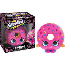 Funko POP! Vinyl Collectible Figure Shopkins - D'Lish Donut