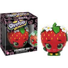Funko POP! Vinyl Collectible Figure Shopkins - Strawberry Kiss
