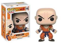 Funko POP Animation Vinyl Figure Dragon Ball Z Krillin 110