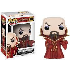 Funko POP Vinyl Figure Movies Flash Gordon - Ming the Merciless 310