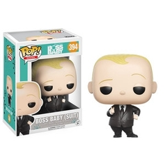 Funko POP Vinyl Figure Movies DreamWorks Boss Baby - Boss Baby (Suit) 394