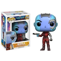 Funko POP Vinyl Bobble-Head Figure Marvel Guardians of the Galaxy Vol. 2 - Nebula 203