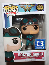Funko POP Heroes Vinyl Figure DC Super Heroes DC Comics Legion of Collectors - Doctor Maru 433 EXCLUSIVE