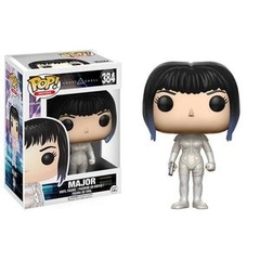 Funko POP Movies Vinyl Figure Ghost in the Shell - Major 384
