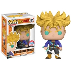 Funko POP Animation Vinyl Figure Dragon Ball Z - 2016 New York Comic Con Limited Edition - Super Saiyan Trunks 155 - EXCLUSIVE