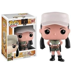 Funko POP Vinyl Figure AMC The Walking Dead Rosita 387