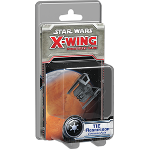 Star Wars: X-Wing Miniatures Game - Tie Aggressor