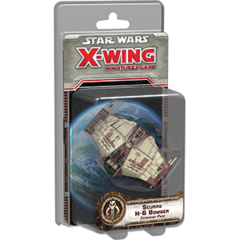 Star Wars: X-Wing Miniatures Game - Scurrg H-6 Bomber