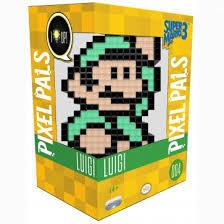 Pixel Pals Super Mario Bros 3 - Luigi #004