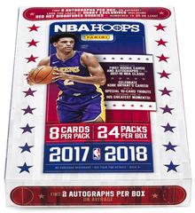 NBA Hoops 2017 - 18 packs