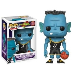 Funko POP Movies Vinyl Figure Space Jam - M3 (Blue Monster) 417