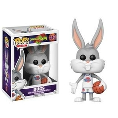 Funko POP Movies Vinyl Figure Space Jam - Bugs 413