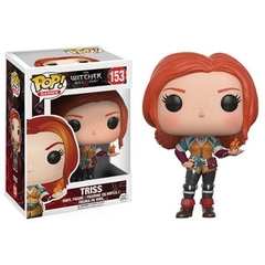 Funko POP Games Vinyl Figure The Witcher Wild Hunt - Triss 153