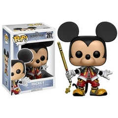 Funko POP Vinyl Figure Kingdom Hearts - Mickey 261