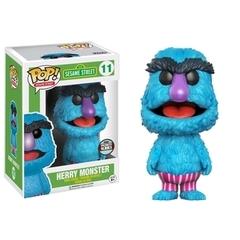 Funko POP Vinyl Figure Sesame Street SPECIALTY SERIES - Herry Monster 11 - EXCLUSIVE