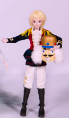 My Ballerina Doll - The Nutcracker - Prince Nicholas