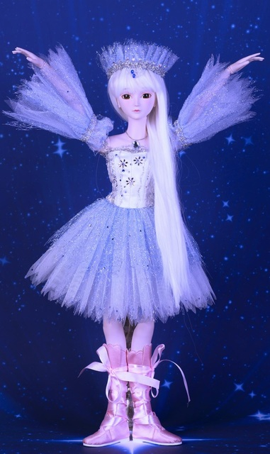 My Ballerina Doll - The Nutcracker - Snow Queen