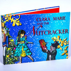 My Ballerina Doll - The Nutcracker - Clara Marie and the Nutcracker Story Book