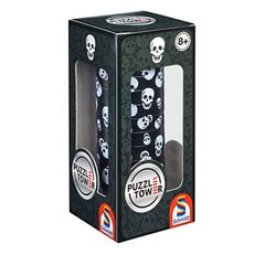 Puzzletower Adult Skull