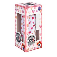 Puzzletower Adult Hearts