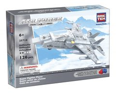 BricTek - Air Force Special Forces - Super Fighter Plane - Ages 6+