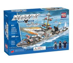 BricTek - NAVY Special Forces - Frigate - Ages 6+