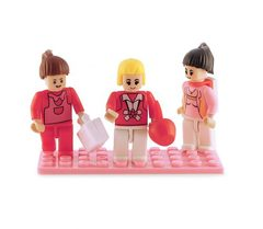 BricTek - Figurines - Imagine Trio - Ages 6+
