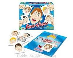 Face Chase - Crazy Match & Dash Game