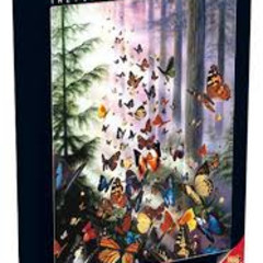 Anatolian Puzzles  Puzzle: 1000 Butterfly Woods