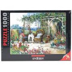 Anatolian Puzzles  Puzzle: 1000 Sunny Morning
