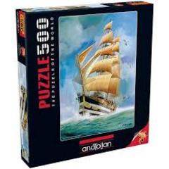 Anatolian Puzzles  Puzzle: 500 Caribbean King