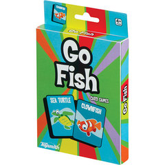 Toysmith Classic Card Games - Go Fish - Ages 3+