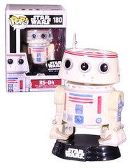Funko POP Vinyl Bobble-Head Figure Star Wars - R5-D4 180 - Smuggler's Bounty Exclusive