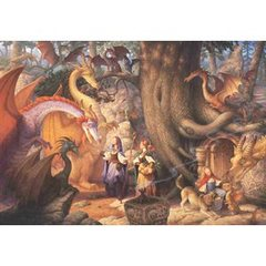 Anatolian Puzzles  Puzzle: 500 Confabulation of Dragons