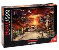 Anatolian Puzzles Puzzle: 1500 New Horizons
