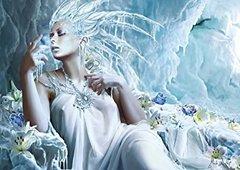Schmidt Spiele Puzzles Puzzle: 1000 Ice Fairy