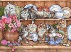 Anatolian Puzzles Puzzle: 1000 Kittens