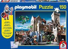 Schmidt Playmobil Puzzle 150 piece: Royal Treasure- 7+- 56090