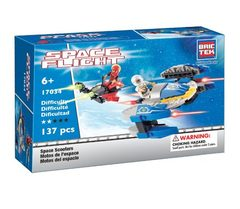 BricTek - Space Flight - Space Scooters - Ages 6+