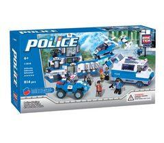 BricTek - Police - Police Station - Ages 6+